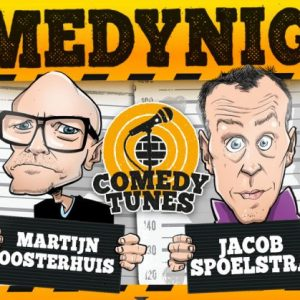 Comedy Night in Workum 4 april 2020